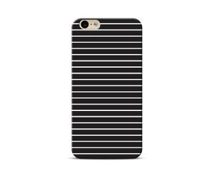 White Lines Phone Case