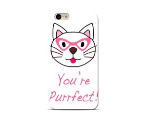 Purrfect Phone Case