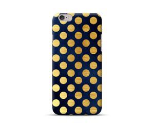 Yellow Dots Phone Case