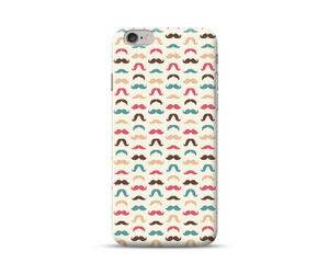 Yellow coloured Moustache  Phone Case