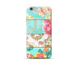 Abstract Mint Roses Phone Case