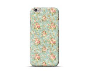 Light Mint Floral Phone Case