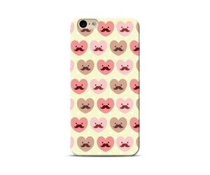 Moustache Love Phone Case