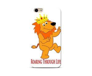 Roar through Life Phone Case