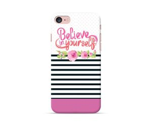 Believe in yourself - Stripes Phone Case