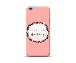 Chin Up Phone Case