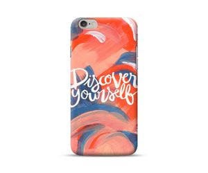 Discover Yourself Phone Case