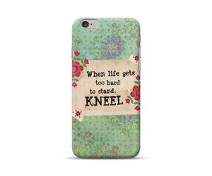 Kneel Phone Case