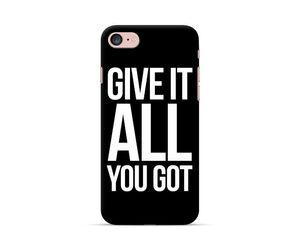BNW All You Got Phone Case