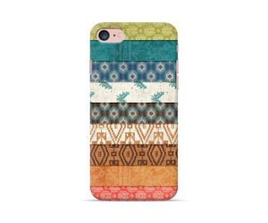 Coral Ikat fly Phone Case