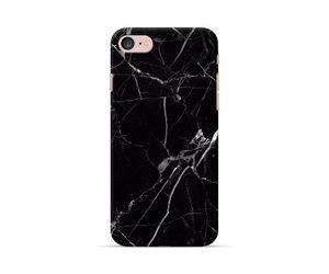 Black Marble Noir Phone Case