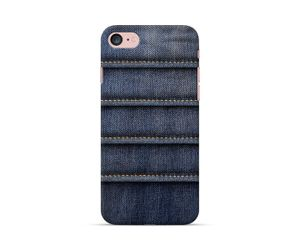 Denim Stripes Phone Case