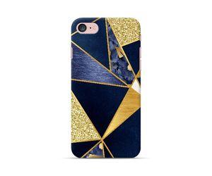 Yellow Geometric Phone case