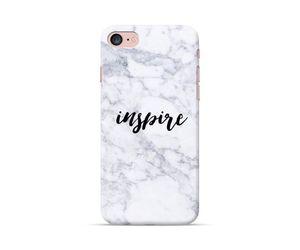 Inspire Marble Phone Case