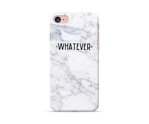 Whatever Marble Phone Case