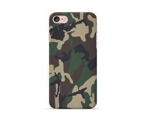 Camouflage Brown  Phone Case