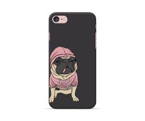 Black Dog Phone Case