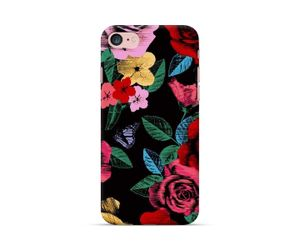 Red Yellow Floral Phone Case