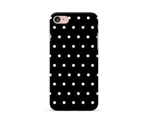 Big white polka dots Phone Case