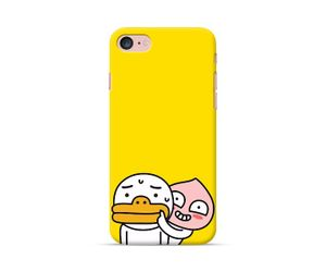 Yellow Cute Duck Phone Case
