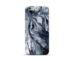 Blue Granite Marble  Phone Case