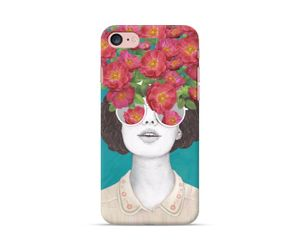 Hipster Girl Phone Case