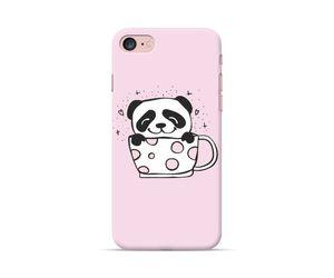 Panda in a Cup Phone Case