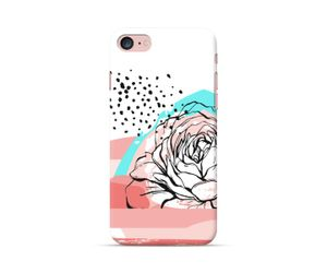 Unusual Bloom Collection - Rosy dews phone case