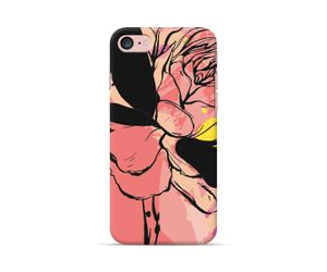 Unusual Bloom Collection - Dark rose phone case