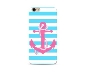Pink Anchor Phone Case