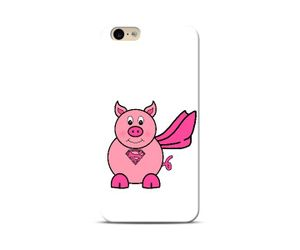Super Pig Pink Phone Case