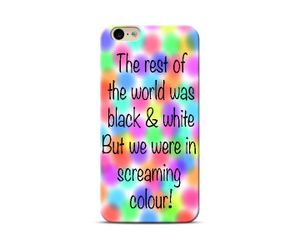 Screaming Colours Phone Case