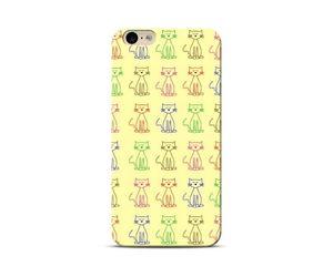Happy Cats Phone Case