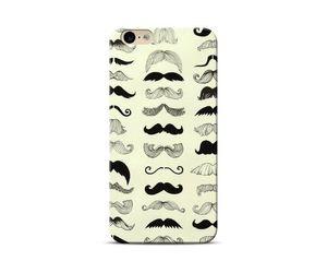 Moustache evolution Phone Case