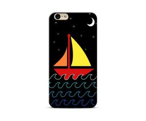Sailing Under The Stars Phone Case