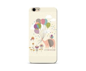 Elephant And Balloons Phone Case