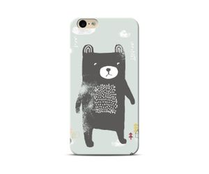 Angry Teddy Phone Case