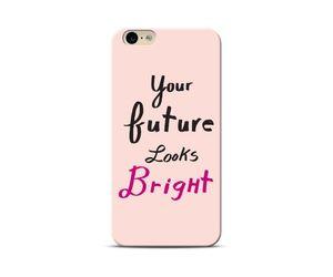 Future looks Bright Phone Case