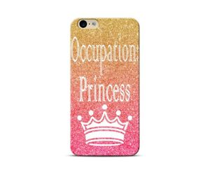 Occupation: Princess Phone Case