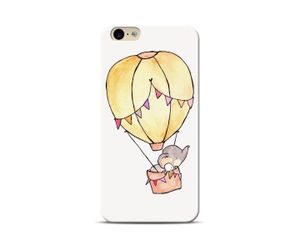 Elephant In Parachute Phone Case