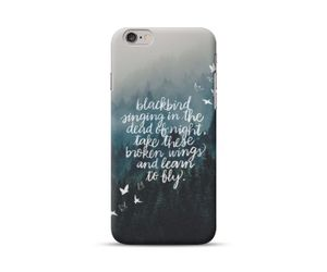 Blackbird Phone Case