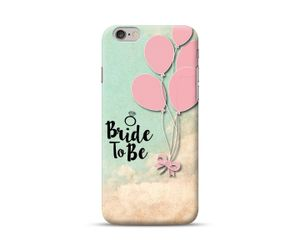 Bride To Be-Pastel Ballons Phone Case