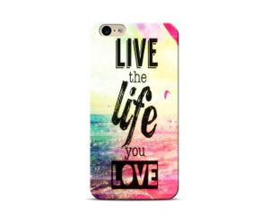 Live The Life Phone Case