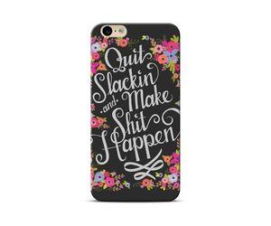 Quite Slackin Phone Case