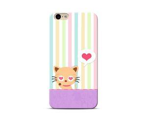 Cat In Love Phone Case