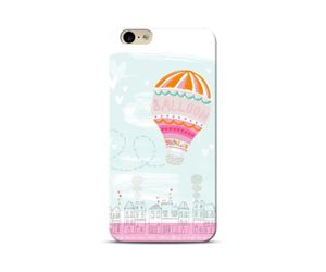 Up In Parachute Phone Case