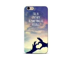 Fall in love Phone Case