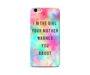 Mom Warned you Phone Case