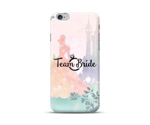 Team Bride Ring Phone Case