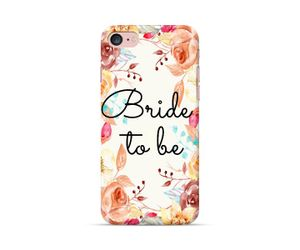 Bride to be: Classic Phone Case
